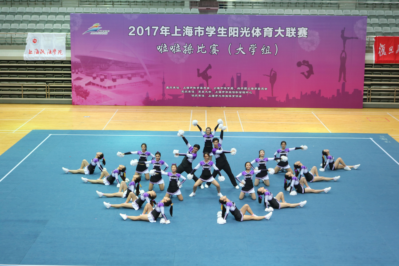 我校健美操队上海市阳光联赛学生大体育啦啦操比赛再法斗牛怎么喂养图片